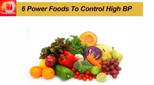 Food to control high blood pressure