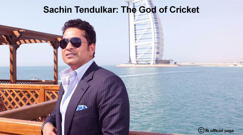 Sachin Tendulkar The God of Cricket