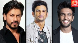 Shah Rukh Khan, Ranveer Singh, Sushant Singh Rajput's films may clash on Christmas 2018