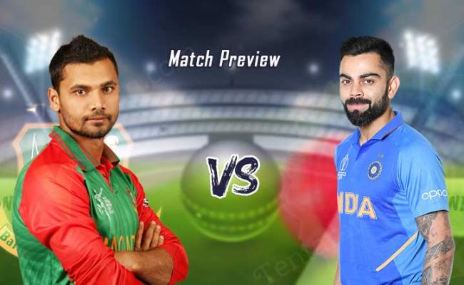 India Vs Bangladesh Match Preview Catch All Exciting