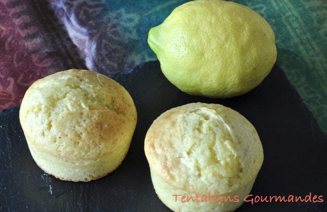 Moelleux acidulé au citron