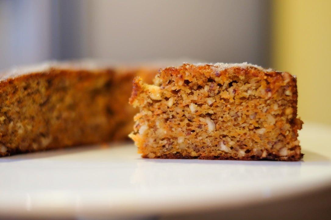 Mon interprétation du Carrot cake de Pierre Hermé