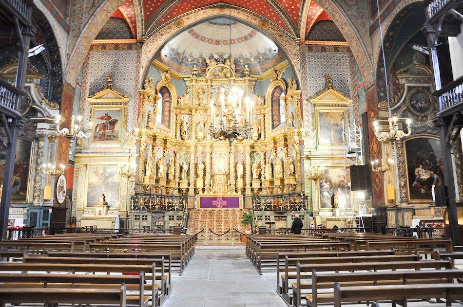 Eglise de St Jean de Luz