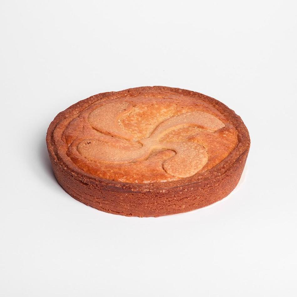 Gâteau basque pâtisserie ADAM