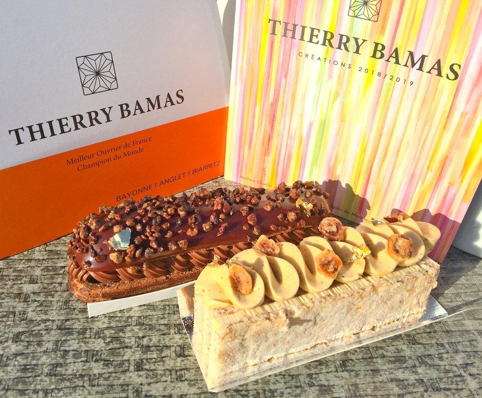 Gâteaux de Thierry Bamas