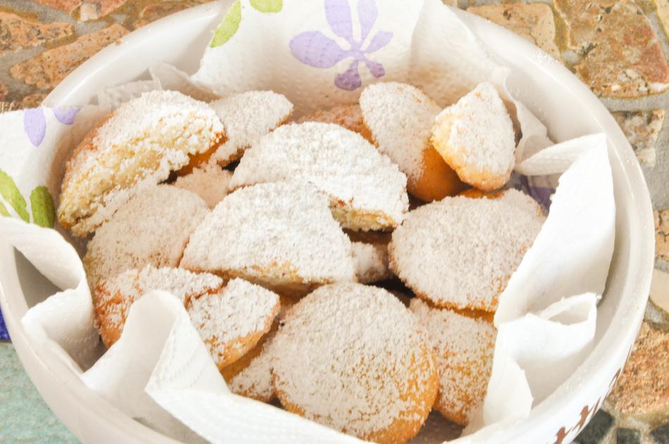 Biscuits italiens et sardes