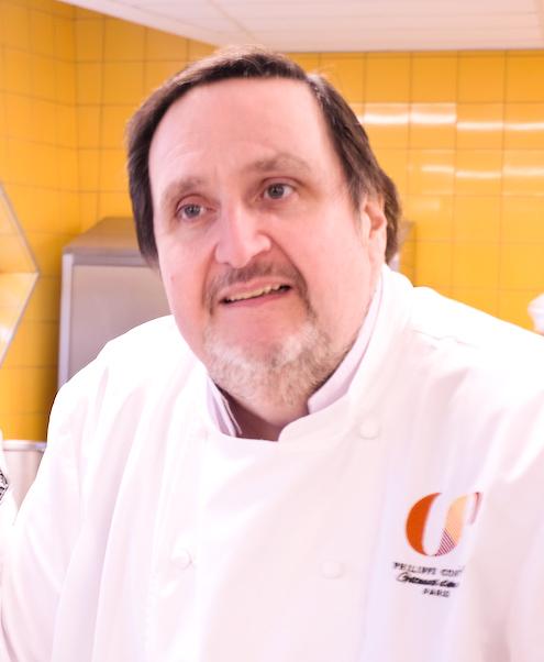 Atelier avec le chef pâtissier Philippe Conticini