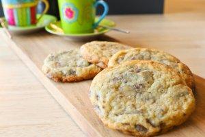 Les cookies sortis du four
