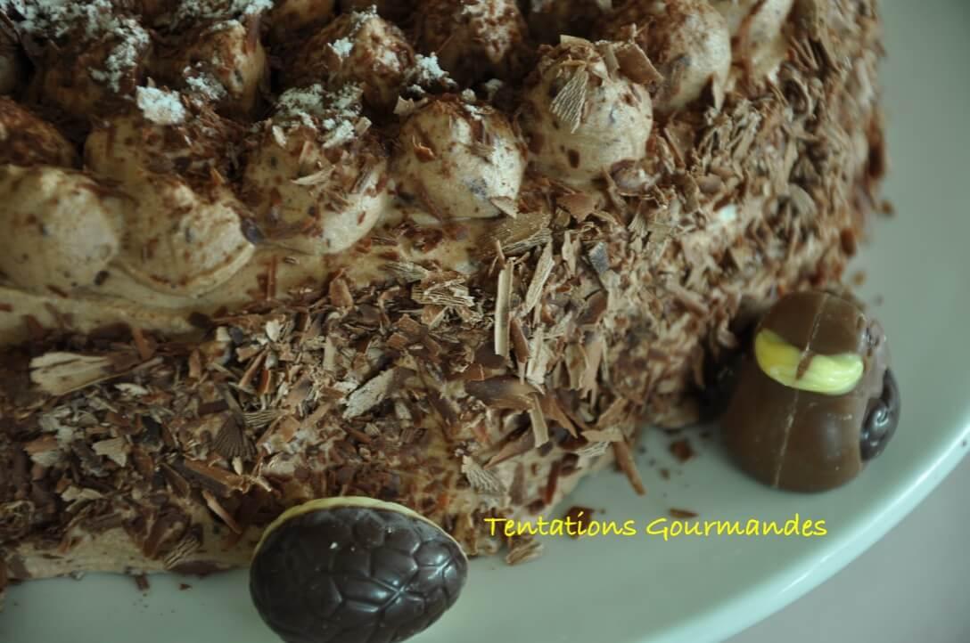 Le merveilleux au chocolat