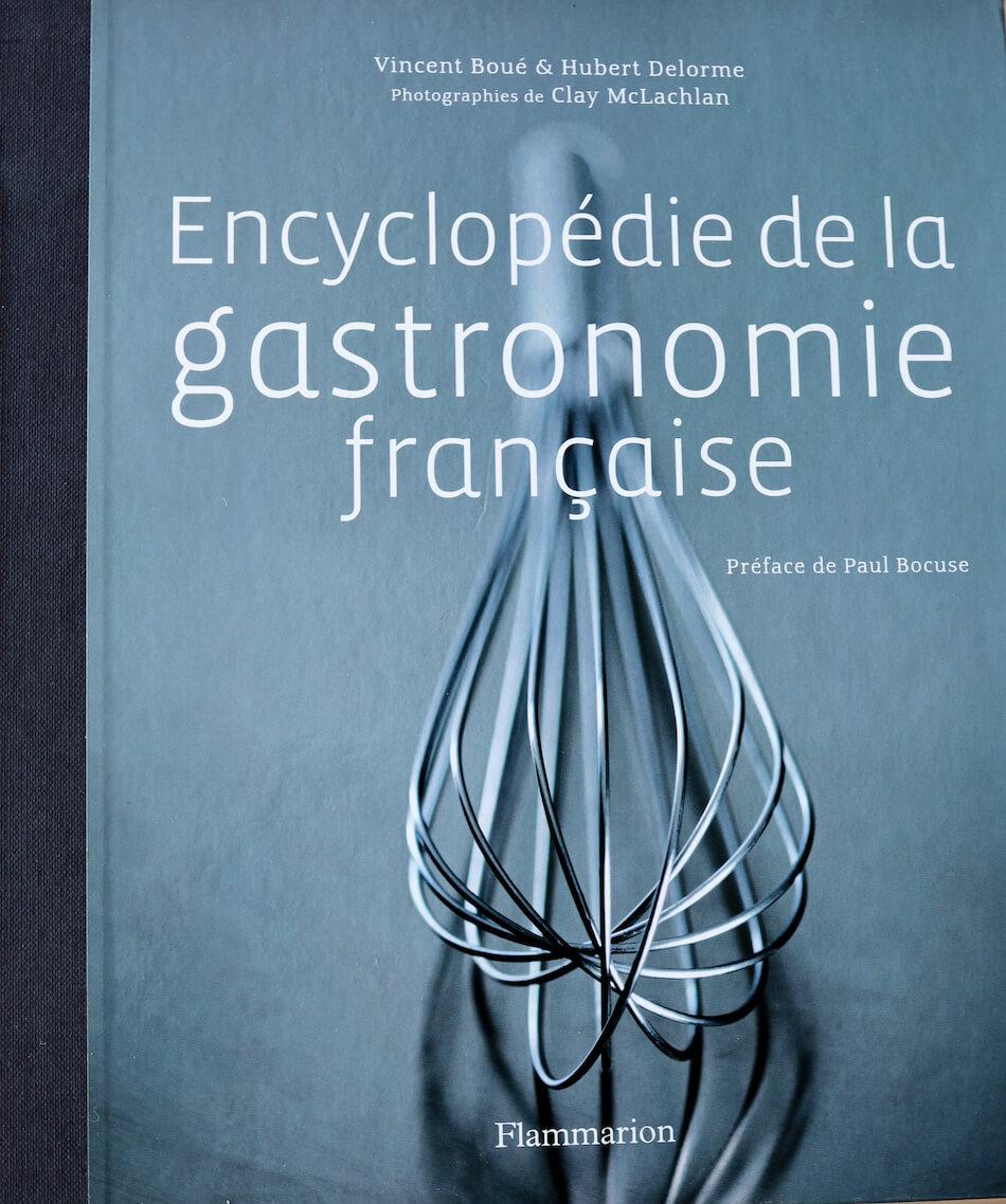 Le livre de la gastronomie Française