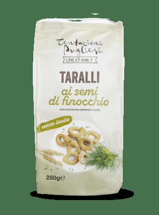Linea Family - Taralli ai semi di finocchio