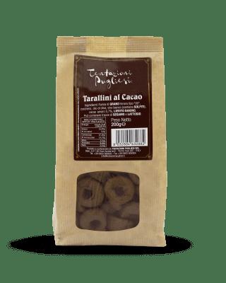 Linea Sweet - Tarallini al Cacao