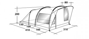 Outwell Rockwell 5 tent price comparison saving you money