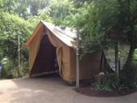Camp Tents | Tent City Canvas House