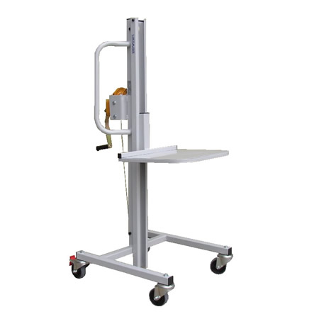 LIFTIADE MANUAL LIGHTWEIGHT LIFT TROLLEY (S SERIES