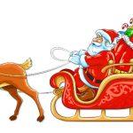 Tenterden Lions Club Christmas Float programme 2017