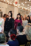 The grand finale walk wrapped up a lovely evening at the Mila + Paige Fashion Show.