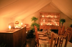 Bistro Tent