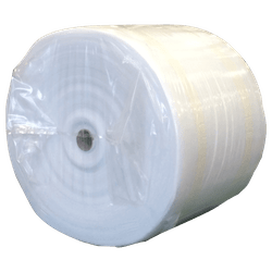 """Horizontal stretch packaging item 6 - Large roll """"eye to wall"""" textile/cloth material"""