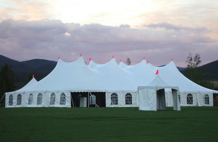 Tent Rentals- Pole Tent