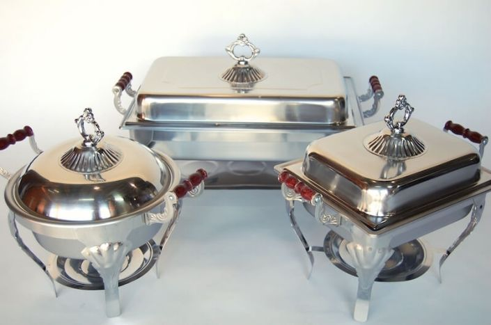 Food and Beverage Rentals-Chafing Dishes