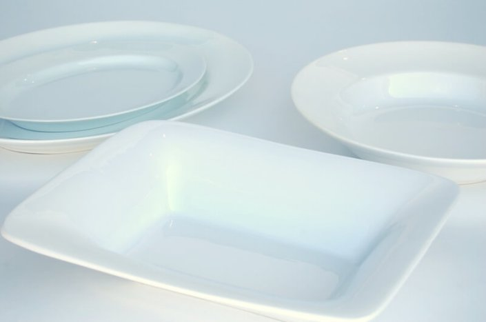 Food and Beverage Rentals-Ceramic Serving Trays