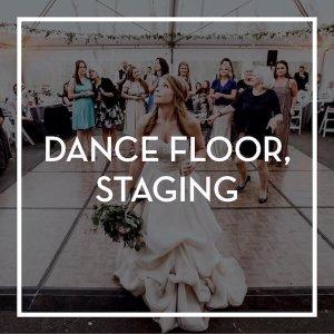Event Rental-Dance Floor & Staging