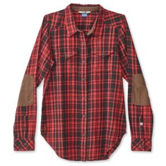 Kavu Billy Jean Shirt in Fireside