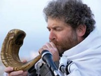 The call of the shofar