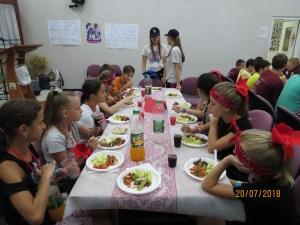 Nazareth kidz camp