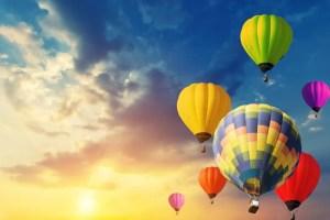 hotair balloons