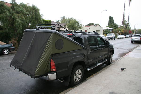 It all started with truck caps for us. Tonneau Cover Tents