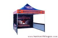 10 x 10 Pop Up Tent | Fort Worth Harley Davidson | www ...
