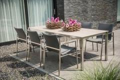 4 seasons chaises de jardin divers