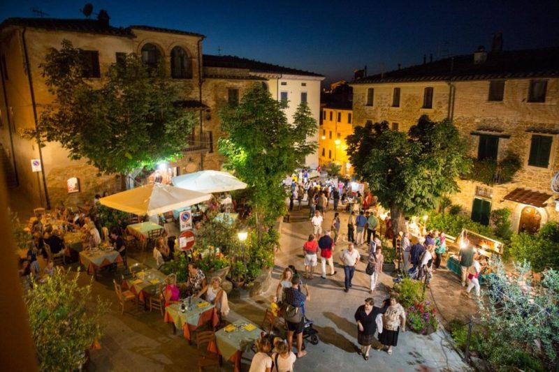 Chianni - Tenuta de Paoli, Relax and Vacation in Tuscany