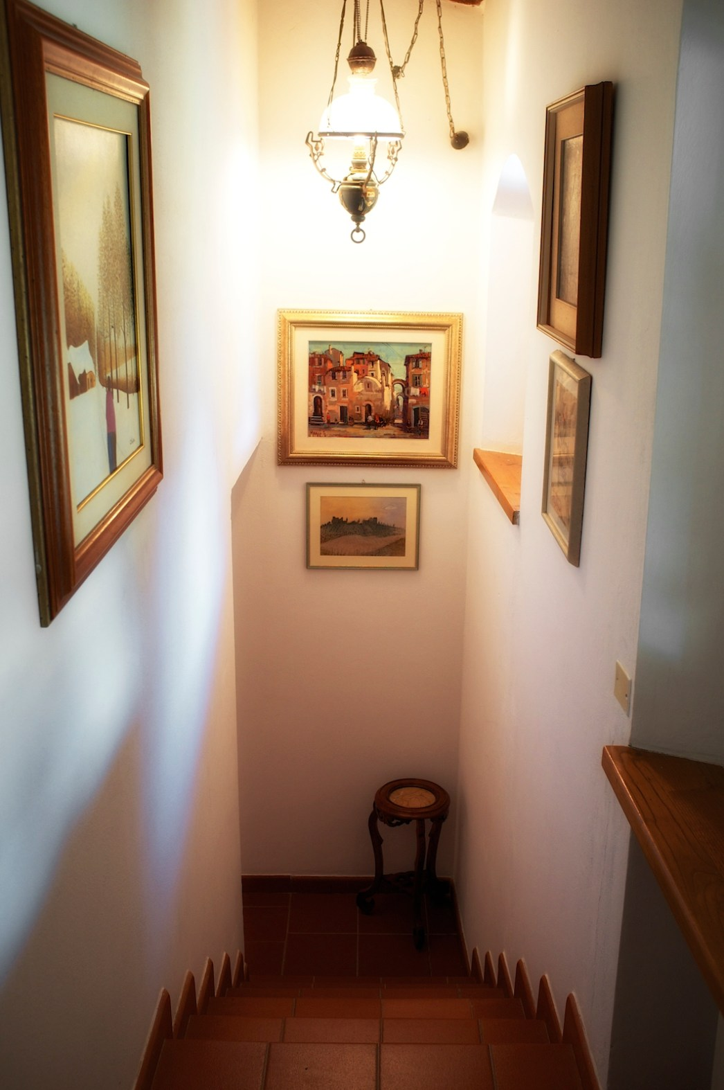 Indoor - Tenuta la Santissima