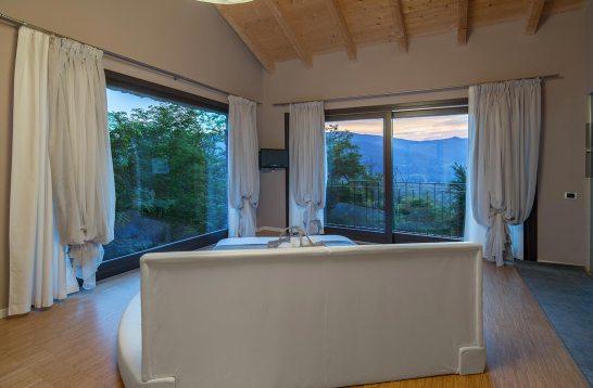 Panorama from the Diamond suite