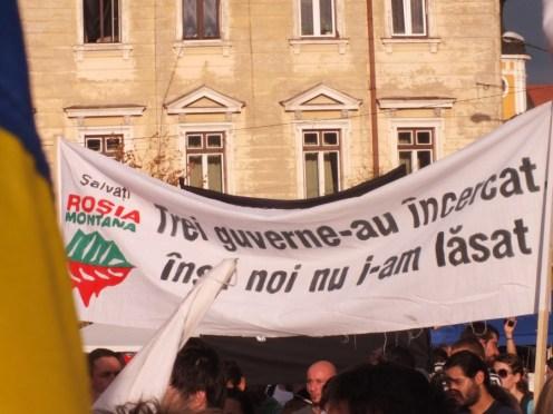 Uniti salvam Rosia Montana Cluj20