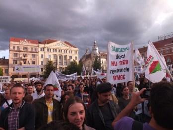 Uniti salvam Rosia Montana Cluj24