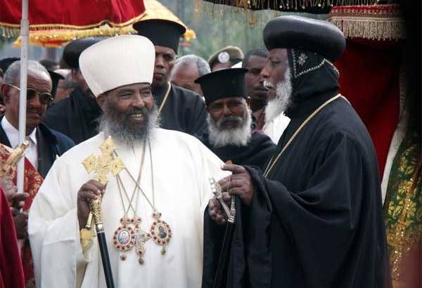 Iglesia de Etiopía