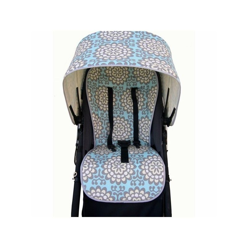 Colchoneta silla paseo bebe  personalizala