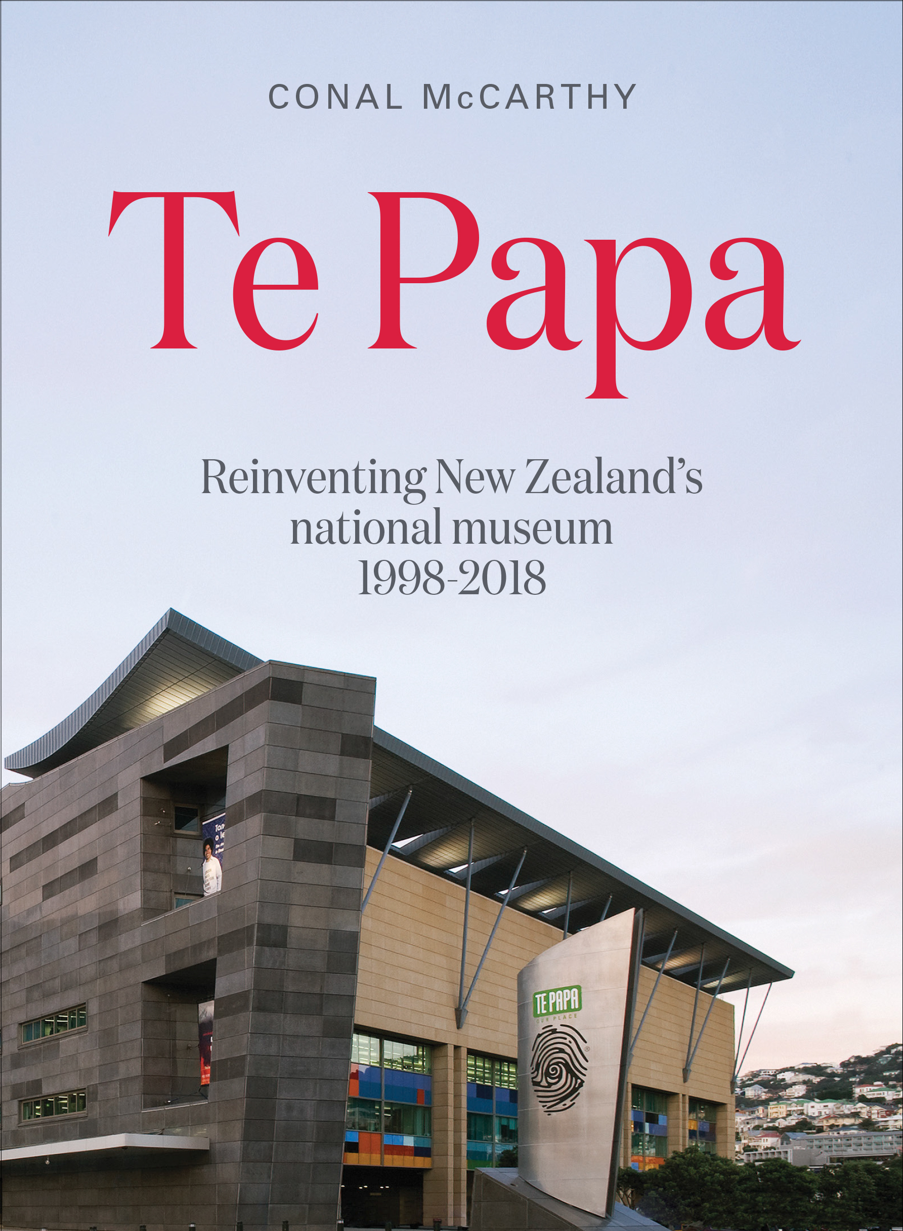 New book Te Papa Reinventing New Zealands national