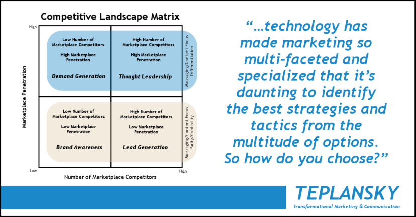 Competitive Landscape Matrix
