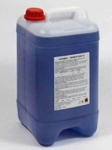 Teplonosná kvapalina Termofrost E 10l