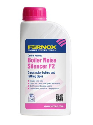 Zníženie hluku kotla