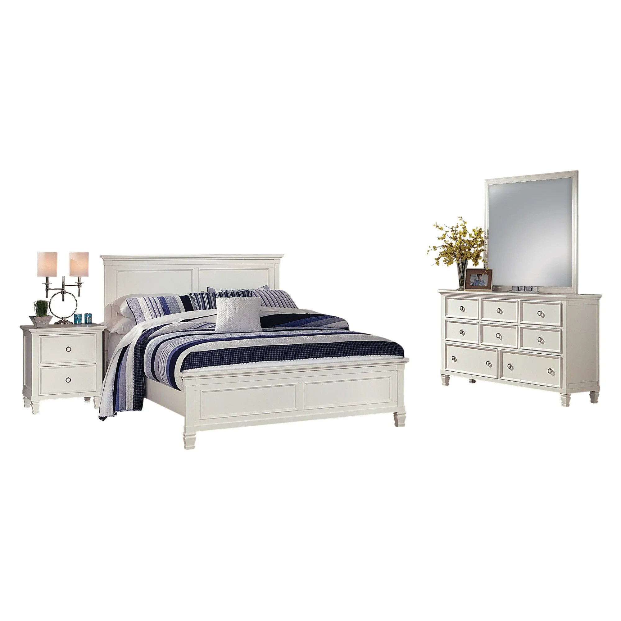 tamarack queen 6 pc bedroom set