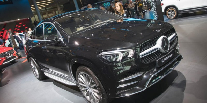 2020 Mercedes GLE Changes and Feature 2