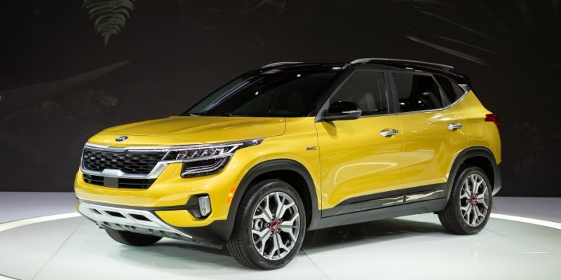 2021 New Kia Seltos SX Redesign