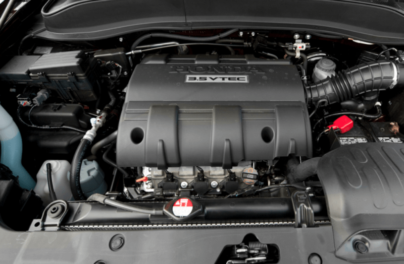 2021 Honda Ridgeline Engine Changes