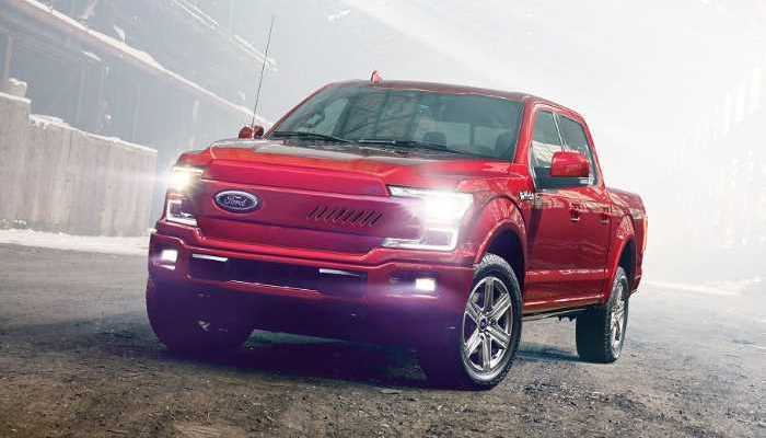 2023 Ford F-150 Exterior
